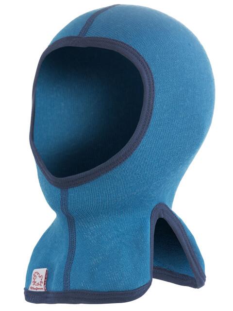 Woolpower 200 Nakrycie głowy Dzieci niebieski